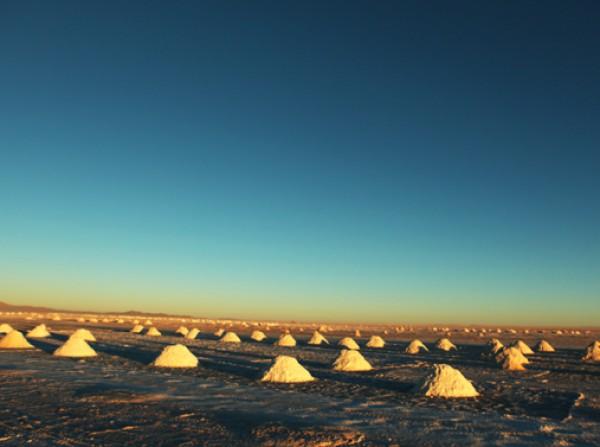 Cerros de sal