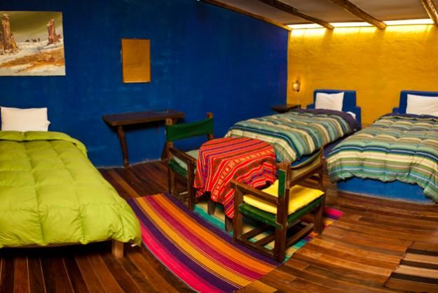 Hidalgo tours salar de uyuni for Charcas de jardin